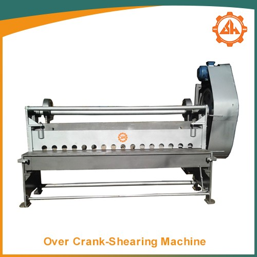 Over Crank-Shearing